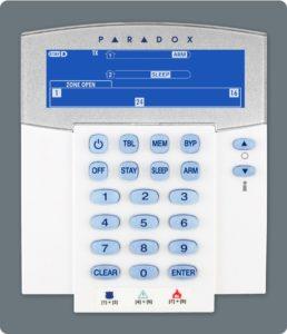 Система безопасности Парадокс для коттеджа